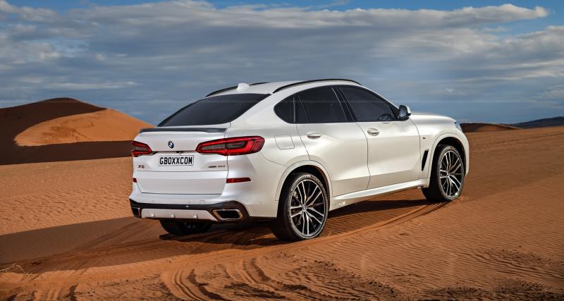 Futur BMW X6 : vers une contre-attaque face à l'Audi Q8