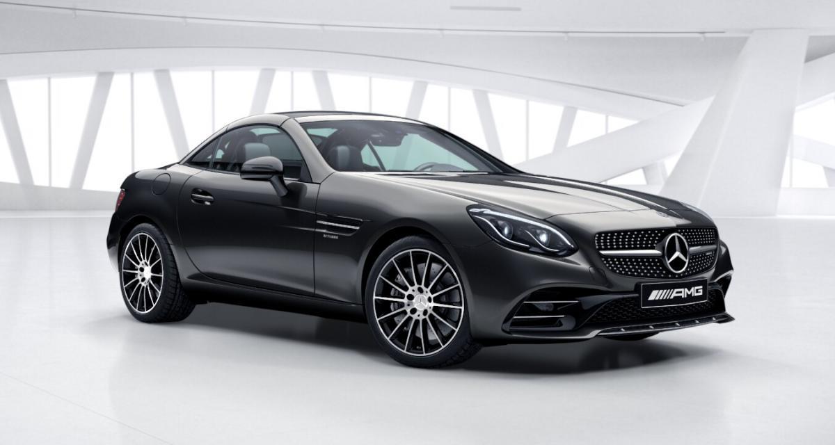 Mercedes-AMG SLC 43 : 390 ch pour contrer le Z4