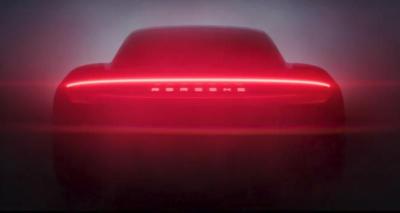 Porsche Taycan : la vidéo qui va vous faire acheter une sportive électrique