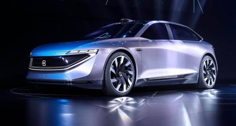 Byton K-Byte Concept: voiture autonome en bonne et due forme