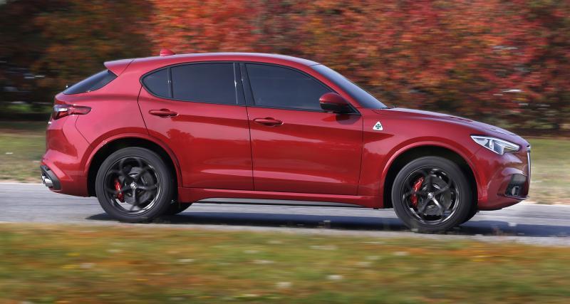 Essai Alfa Romeo Stelvio Quadrifoglio : puissance et équilibre