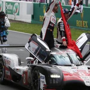 24 Heures du Mans : revivez la victoire de Toyota en vidéo