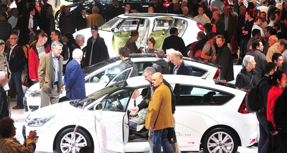 Mondial de l'Auto Paris 2018: une excitante ère nouvelle