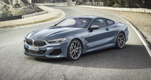 Nouvelle BMW Série 8 : une note à 6 chiffres