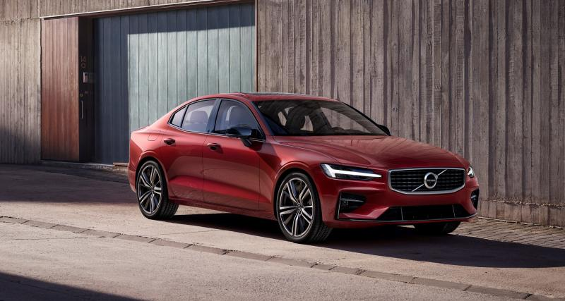 Nouvelle Volvo S60 : à la conquête du monde… sans Diesel !
