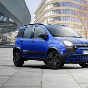 Fiat Panda City Cross Waze : pour se faufiler et barouder