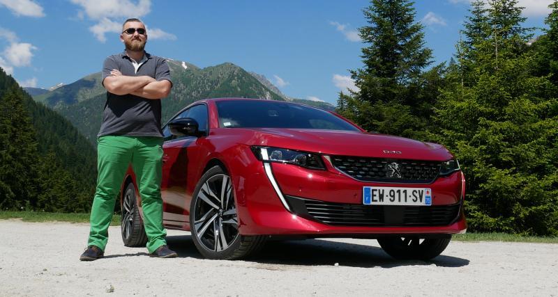 Essai Peugeot 508: coup de griffe à la concurrence