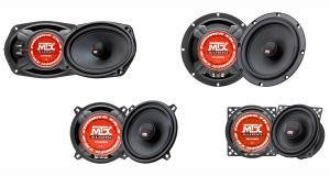MTX TX4 : une nouvelle gamme de coaxiaux performants à prix attractif
