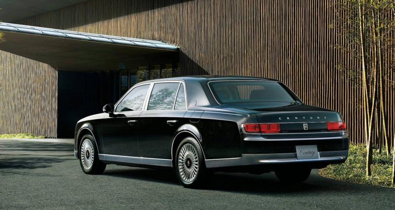 Un V8 à la place du V12