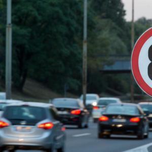 Baisse de la vitesse à 80 km/h: PV et retraits de points au programme