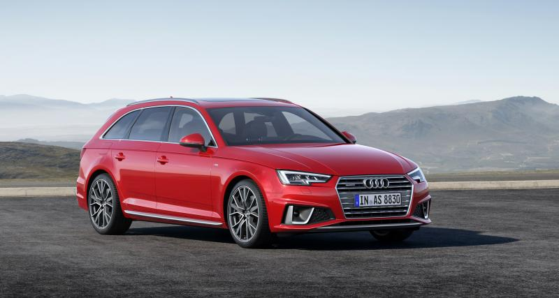 Audi A4 restylée : un soupçon de sport, et puis c'est tout