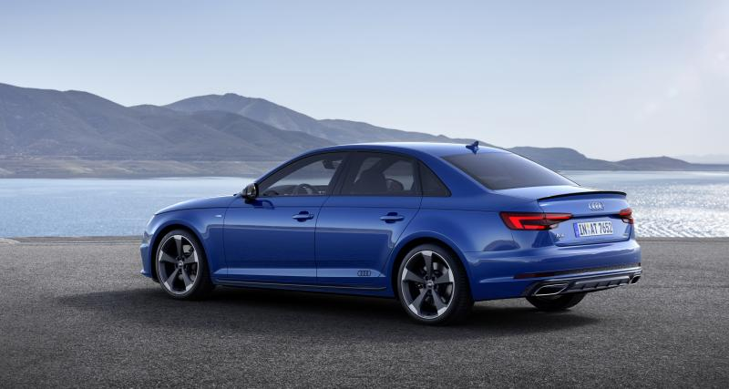 Nouvelle teinte Turbo Blue