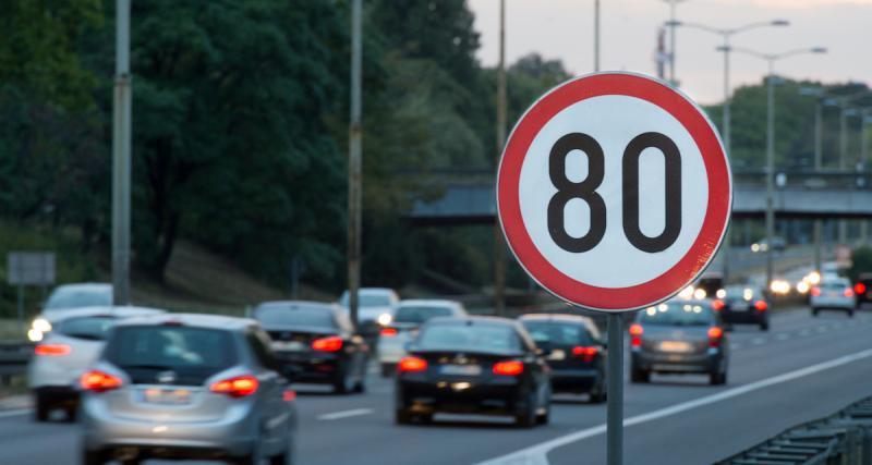 Baisse de la vitesse à 80 km/h: la fronde des députés s'organise