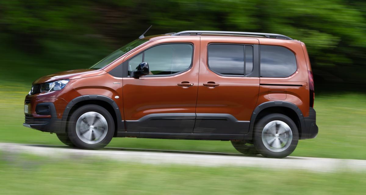 Essai Peugeot Rifter: un ludospace qui ne s'assume plus