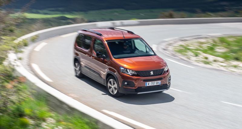Toucher de route Peugeot