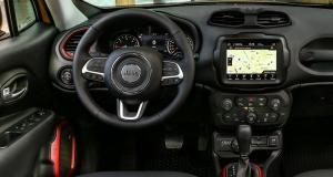 La Jeep Renegade 2019 pourra recevoir un système multimédia connecté avec écran de 8,4 pouces
