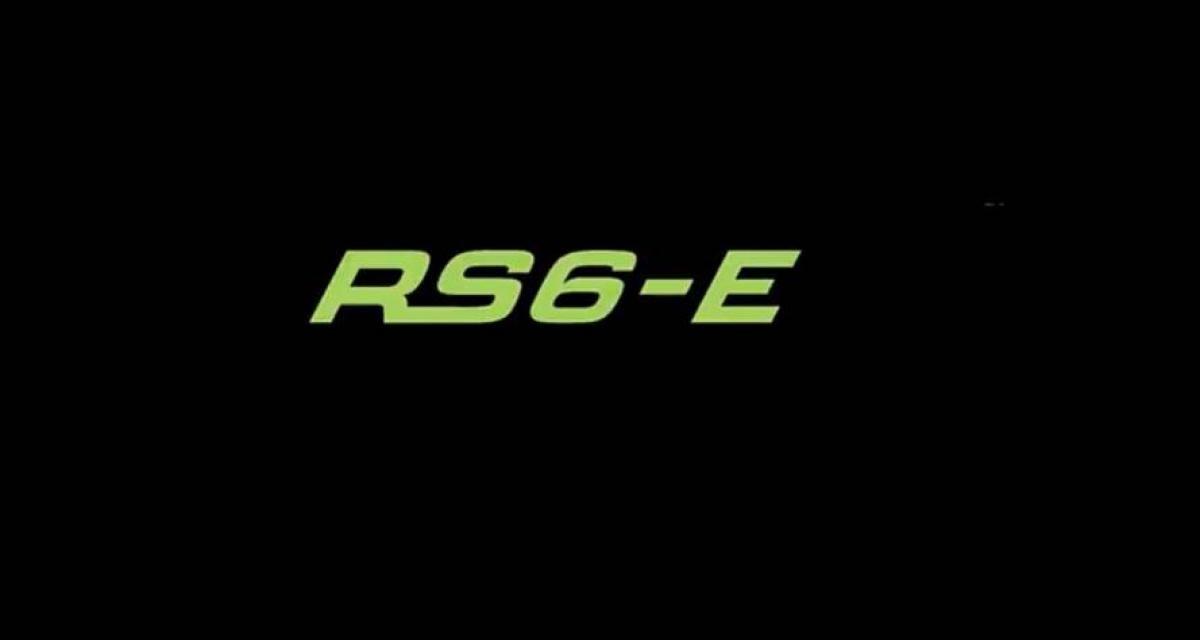 Bientôt une Audi RS6 électrique de 1 000 ch signée ABT ?