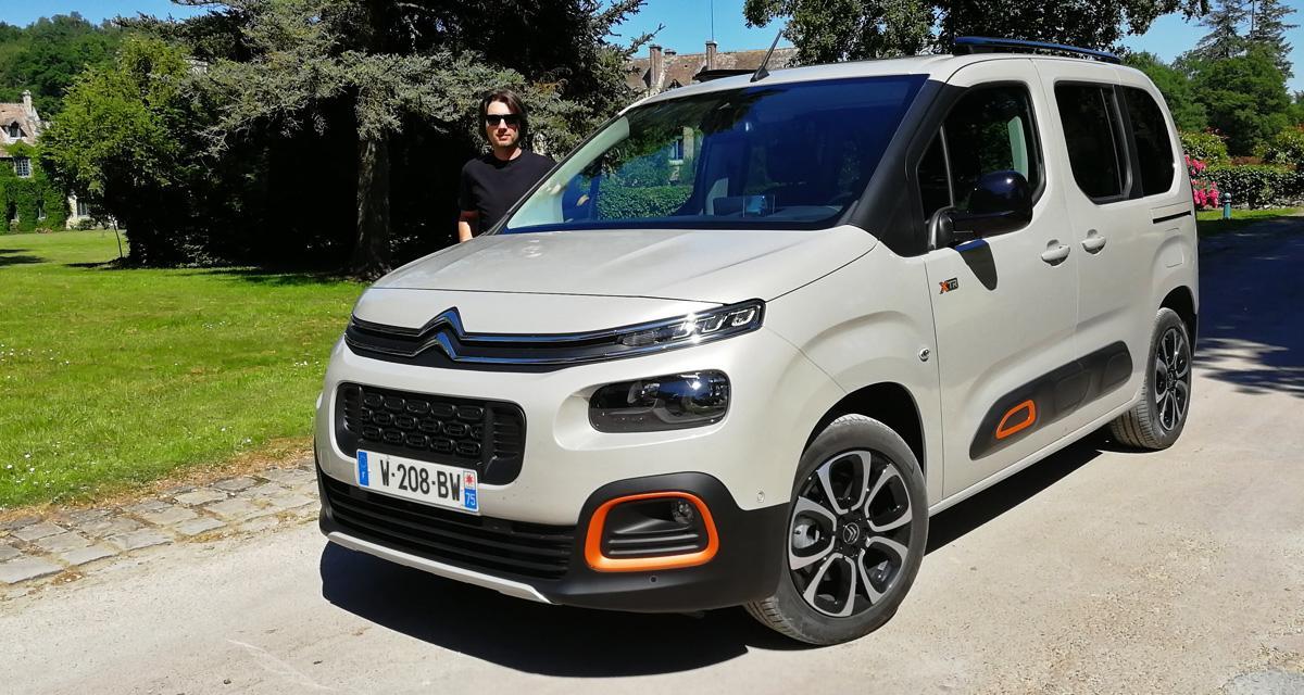 Essai Citroën Berlingo : coffre à jouets