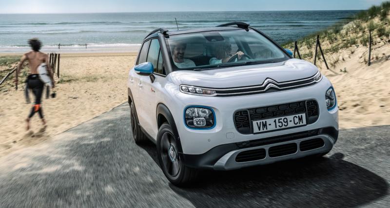 Citroën C3 Aircross Rip Curl: collector suréquipé