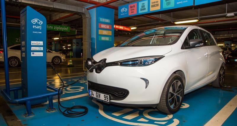 Autolib':Renault, grand gagnant de l'autopartage à Paris