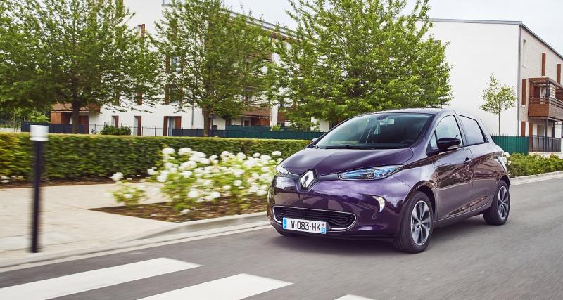 Quels véhicules électriques Renault ?