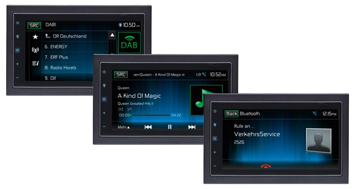 Mac Audio commercialise un autoradio multimédia numérique avec DAB