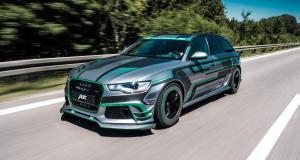 Audi RS6-E par ABT : l'hybride la plus fun du moment