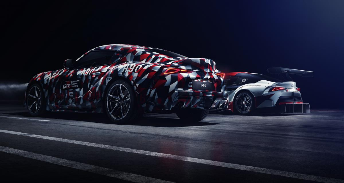La nouvelle Toyota Supra sera à Goodwood