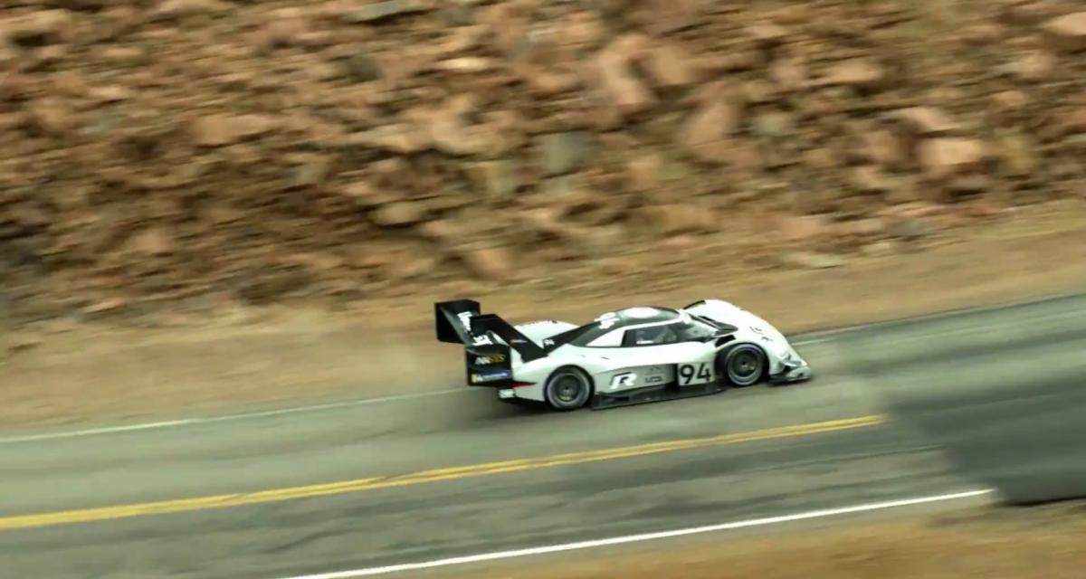 Pikes Peak : le record de Romain Dumas enfin en vidéo