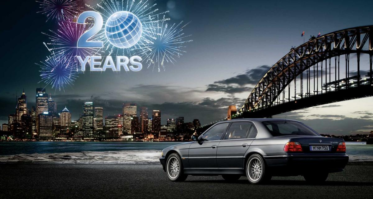 BMW Connected Drive : des réductions pour les 20 ans