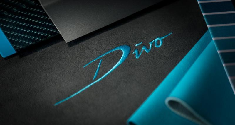 Bugatti Divo : l'hypercar à 5 millions d'euros