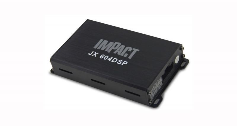 Impact commercialise un micro ampli avec DSP paramétrable par Smartphone