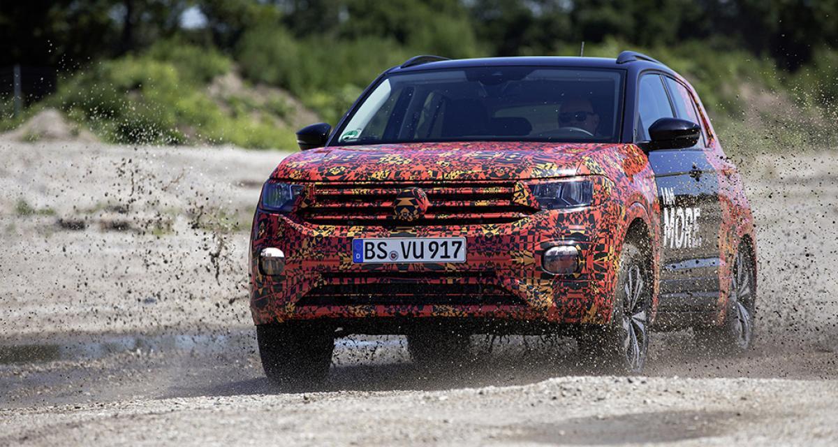 Volkswagen T-Cross : les motorisations officialisées