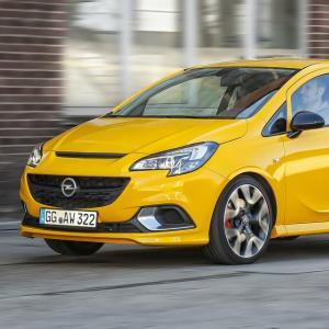 Opel Corsa GSi : citadine ''sportive'' au rabais