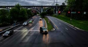 Route à contresens: 10 km sur l'autoroute A9 de nuit
