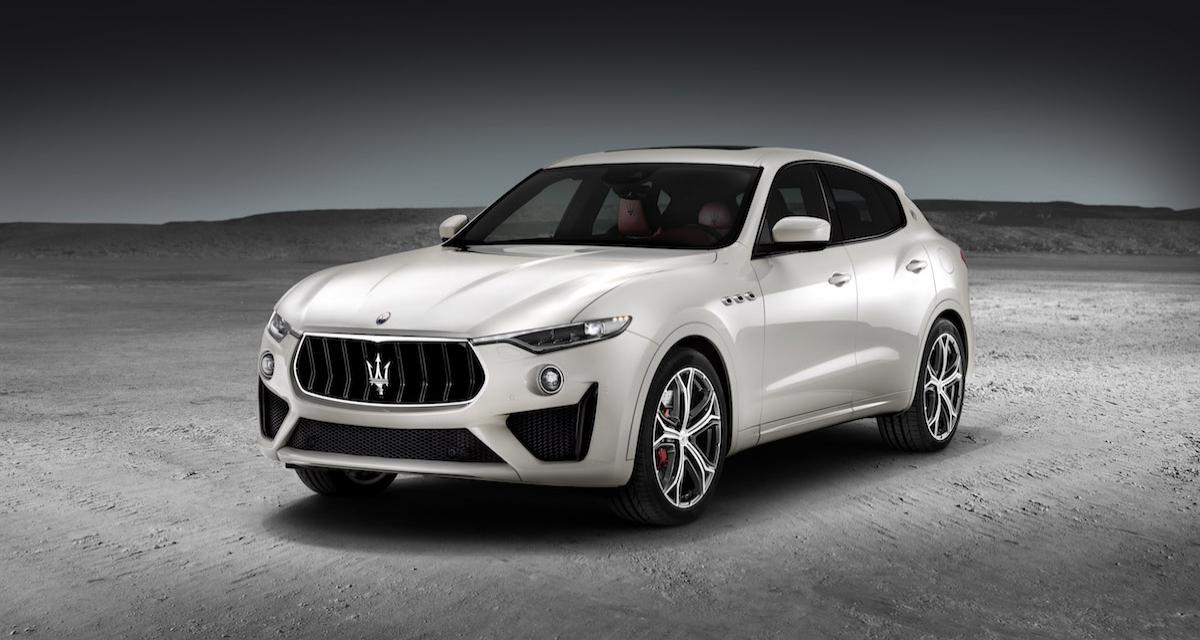 Maserati Levante GTS V8: les photos officielles du SUV