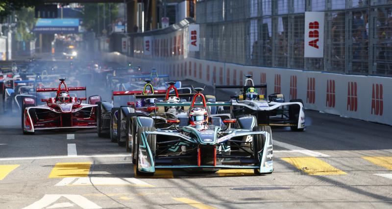 Formule E : comment suivre le ePrix de New-York en direct