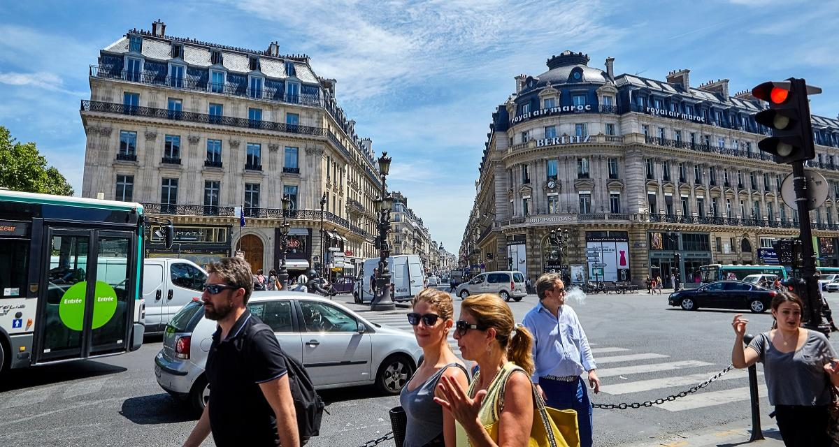 Finale de la Coupe du Monde : les restrictions de circulation à Paris
