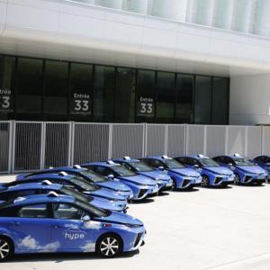 Toyota Mirai: «L'hydrogène est une vraie source d'énergie pour le futur»