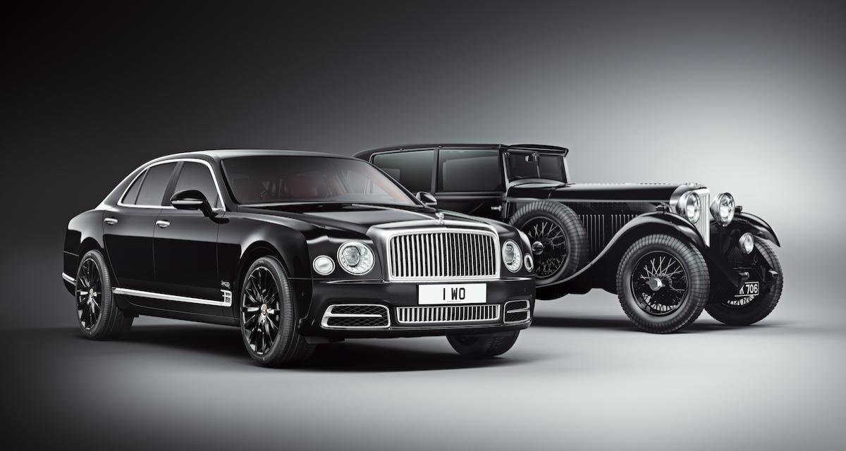 Mulsanne W.O. Edition by Mulliner, les photos de la Bentley hommage à son fondateur