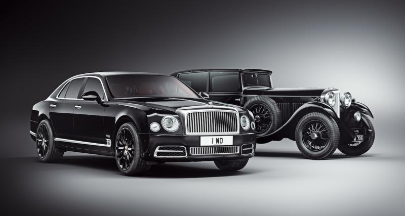 Mulsanne W.O. Edition by Mulliner, les photos de la Bentley hommage à son fondateur