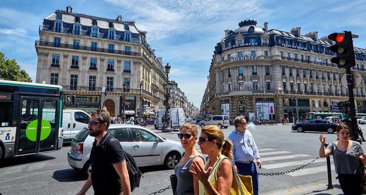 Départs en vacances : beaucoup de monde sur les routes