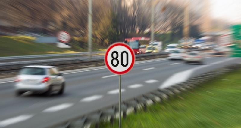 Panneaux à 80 km/h illégaux : le Conseil d'Etat va trancher