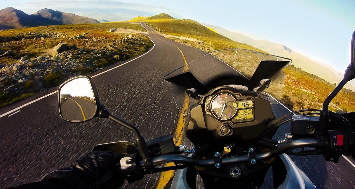 Rodéo urbain à moto : de très lourdes sanctions