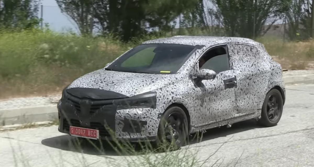 Renault Clio V : la nouvelle citadine en vidéo
