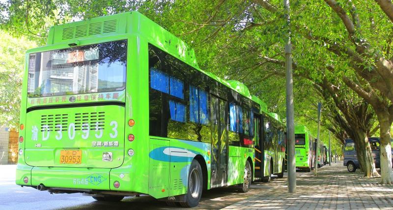 Bus électriques en Chine : pas si verts que ça