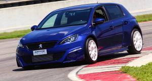 Peugeot 308 GTi Arduini Corse : les photos officielles de la sportive radicale