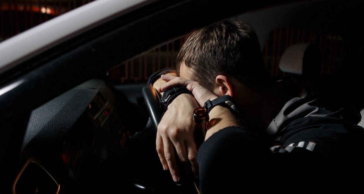 Somnolence au volant : attention danger !