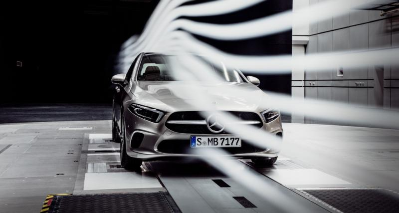 Voici la nouvelle Mercedes Classe A Berline