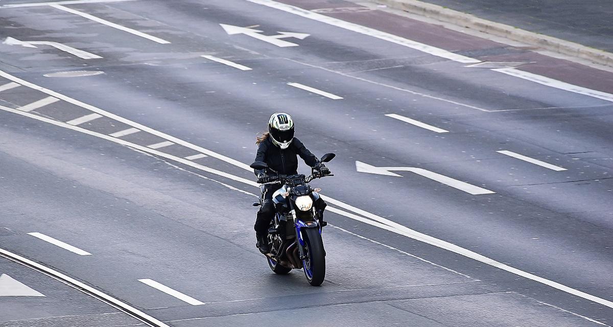 Arrêté à 259 km/h sur une route limitée à 110!